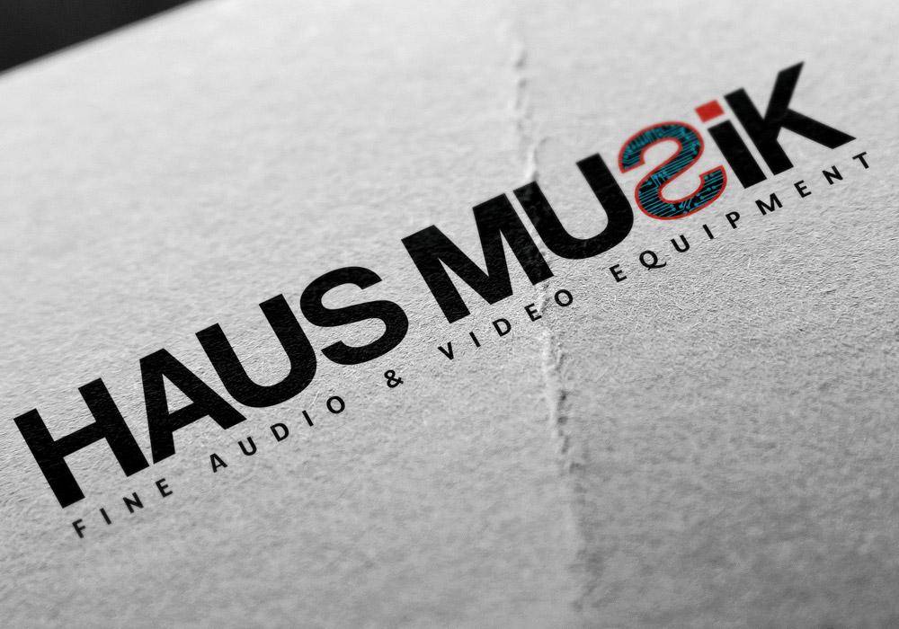 Haus Musik Logo – ArtColor